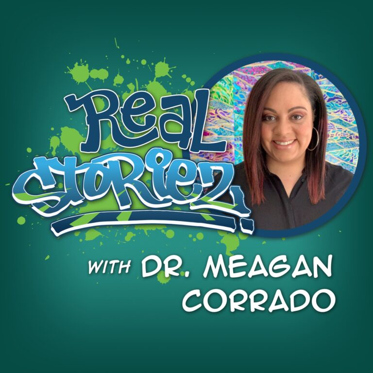 Real Storiez with Dr. Janelle Junkin